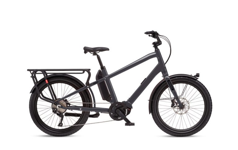 Benno Boost E 10D Gray - Propel Electric Bikes