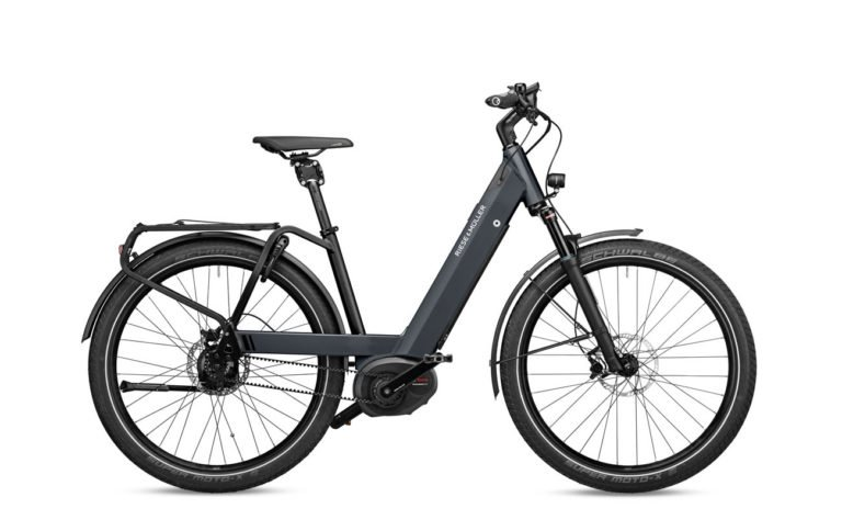 Riese & Muller Nevo GT Rohloff Lunar Grey Metallic for sale - Propel eBikes