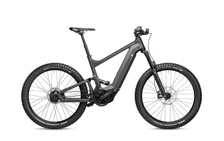 Riese & Muller Delite Mountain Rohloff Urban Grey Matt - Propel Electric Bikes