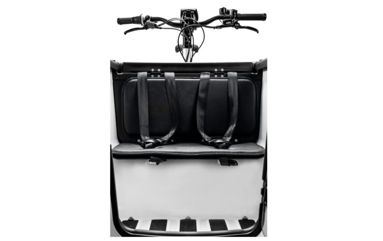 Butchers & Bicycles Child Seat for Two - Propel Electric Bikes