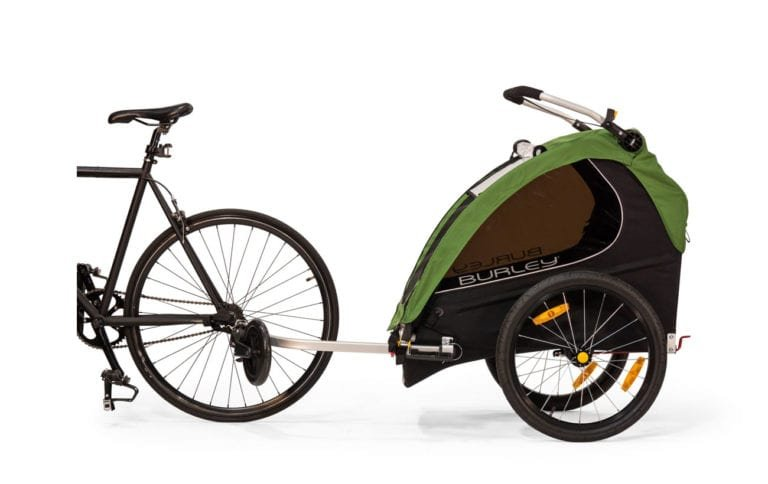 Burley Encore Bicycle Kid Trailer for sale - Propel Electric Bikes
