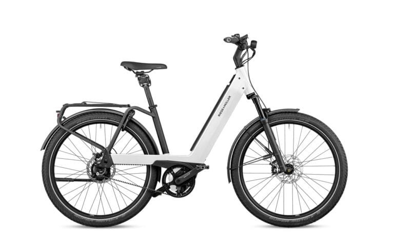 Riese & Muller Nevo3 GT Rohloff Pure White for sale - Propel eBikes