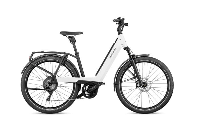 Riese & Muller Nevo3 GT Touring Pure White - Propel Electric Bikes