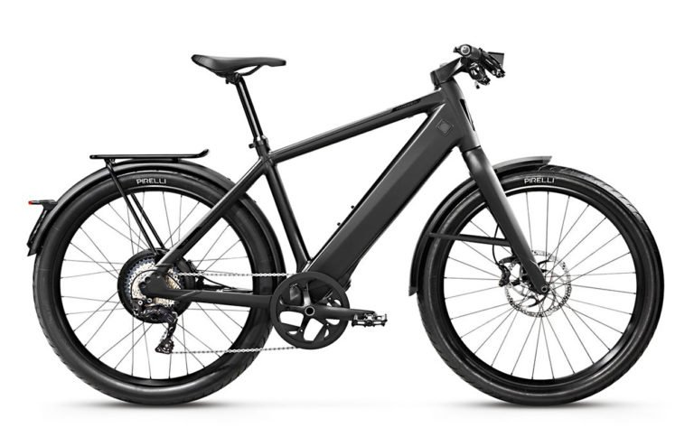 Stromer ST3 Deep Black for sale - Propel eBikes