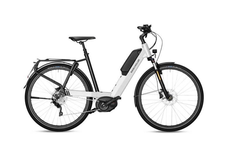 Riese & Muller Nevo Touring HS Snow White for sale - Propel eBikes