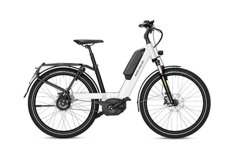 Riese & Muller Nevo Vario HS Snow White for sale - Propel eBikes