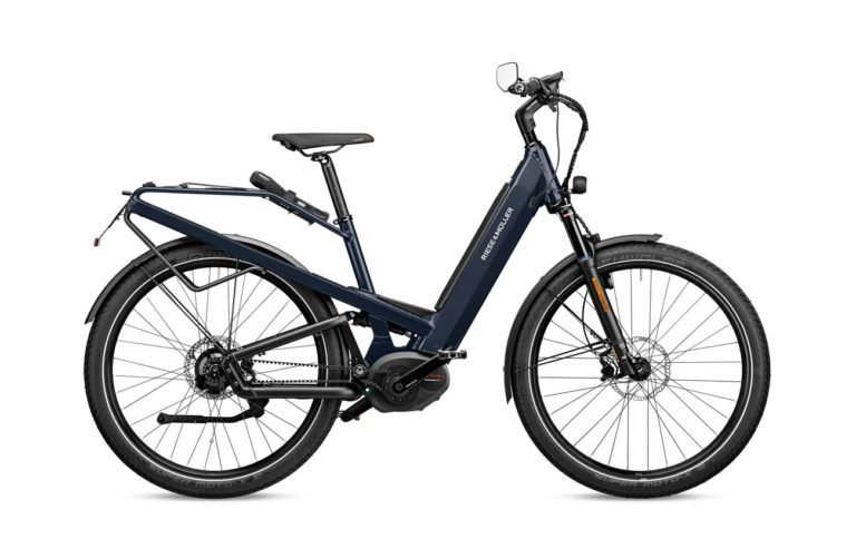 Riese & Muller Homage GT Rohloff HS Deepsea Blue Metallic for sale - Propel eBikes