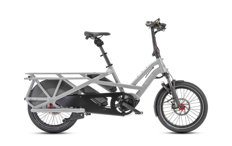 Tern GSD R14 Forge Grey - Propel Electric Bikes