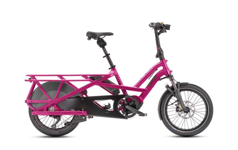 Tern GSD S10 LX Dragon Fruit - Propel Electric Bikes