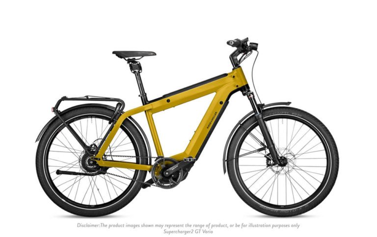 Riese & Muller Supercharger GT Rohloff HS